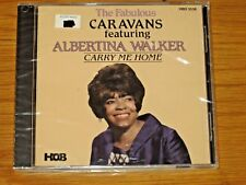 Carry Me Home by The Caravans (CD, Oct-1995, Hob Records) NEW Sealed