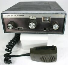 CB Radio PACE 2376B Citizen's Band 23 Channel Mobile Transceiver - VINTAGE