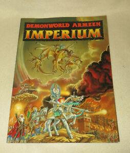 Demonworld Armeen Imperium - Quellenbuch - deutsch - FanPro - Tabletop