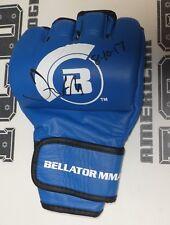Frank Mir Signed Official Bellator MMA Fight Glove BAS Beckett COA UFC Autograph