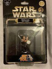 RARE Disney Parks Star Wars Star Tours Mickey Luke Jedi Knight