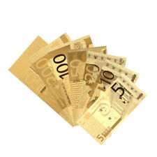 24K Gold Plated Euro Banknotes High Quality Antique Plated Gold Fake Money