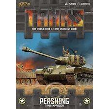 TANKS : US Pershing Super Pershing Strategy Board Game Play Fun