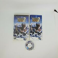 Monster Hunter Freedom 2 - Complete - Sony Playstation PSP - Fast Post
