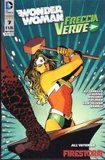 WONDER WOMAN FRECCIA VERDE VOLUME 7 EDIZIONE LION