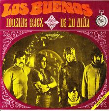 """7"""" promo LOS BUENOS looking back / de mi niña 45 SPAIN 1969 FREAKBEAT mod DANCER"""