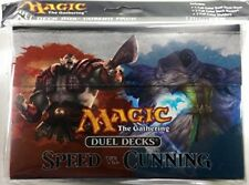 Ultra Pro DUEL DECKBOX MTG Speed vs Cunning C60 Card Game