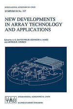 New Developments in Array Technology and Applications: Proceedings of the 167th
