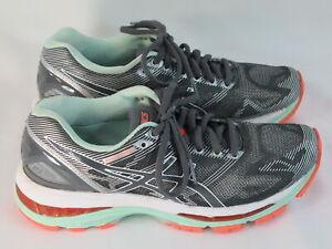 ASICS Gel Nimbus 19 Running Shoes Women's Size 6 (2A) US Excellent Plus