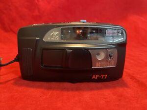 Ricoh AF-77 vintage 35mm film compact camera, c. 1993