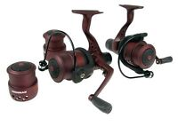 Drennan Red Range 6-40 Feeder Reel plus FOC spool of BULK line