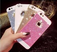 Luxury Diamond Glitter Bling Crystal Back Case Cover for iPhone 5 5C 6 6S 7 Plus
