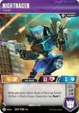 Transformers TCG - WAVE 5 (TW5) - TITAN MASTERS ATTACK - ALL CARDS