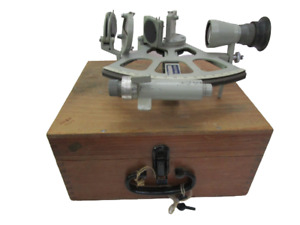 FREIBERGER Marine Sextant - Nautical /Maritime - SHIP'S 100% ORIGINAL (1424)