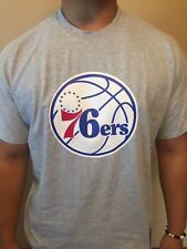 Sixers T-shirt 76ers Logo Size Medium. Also Other Sizes Available