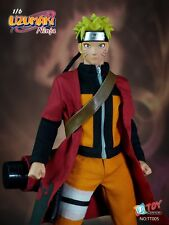 TITTOYS 1/6 TT005 NARUTO UZUMAKI NINJA Dual Head In Stock Ver.New