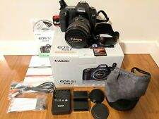 MINT - Canon EOS 5D Mark II Body + 24-105mm f/4L IS USM Lens + 2nd Battery + BOX