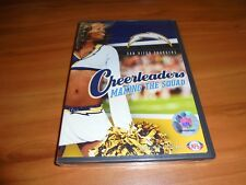 NFL Cheerleaders: Making the Squad - San Diego Chargers (DVD, 2006) NEW