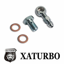 Banjo Bolt Kit M12x1.25mm 4AN 4 AN -4 4G63T EVO DSM TD05HR