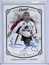 15/16 UD CHAMPS HOCKEY CHAMP'S AUTOGRAPH AUTO CARDS (#1-270) U-Pick From List
