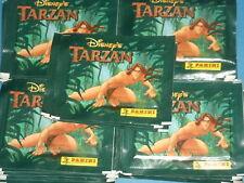 Disney's TARZAN 50 Sealed Packets Of Panini Stickers (Edgar Rice Burroughs)