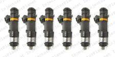 Set of 6 Bosch 0280158042 fuel injector 05-06 Nissan 350Z VQ35DE 16600CD700