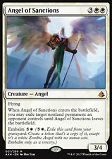 MTG ANGEL OF SANCTIONS EXC - ANGELO DELLE SANZIONI - AKH - MAGIC
