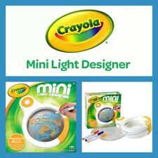 Crayola Mini Light Art Sketch Draw & Animation Designer Kit