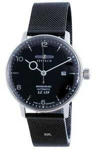 Zeppelin LZ129 Hindenburg Automatic 8062M-2 8062M2 Men's Watch