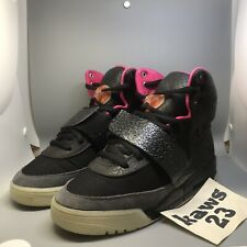 NIKE AIR YEEZY 1 BLINK BLACK AND PINK 0aa439bd6