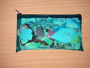 Mystery Junk Journal Pencil Case Bundle Scrapbooking Kit Paper Washi Tape LOT 3