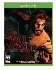The Wolf Among Us Xbox One Video Game NIB Telltale Games NIP