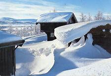 Postcards Norway  Vinter posted