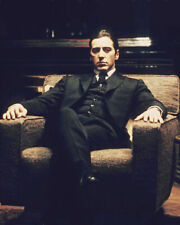 The Godfather Part Ii Al Pacino 8x10 Photo Print Mobster Poster Michael Corleone