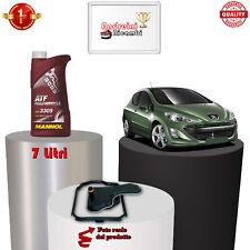 KIT FILTRO CAMBIO AUTOMATICO E OLIO PEUGEOT 308 1.4 16V 70KW 95CV 2012 -> 1712