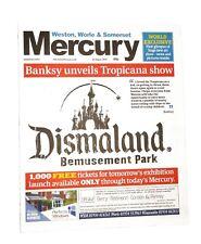 More details for bansky dismaland bemusement park art show local newspaper