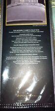 $188 Nwt! Donna Karan Home Queen Pillow Sham Mercury Gray Silver Silk/Cotton