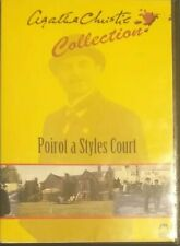 DVD Agatha Christie Collection POIROT A STYLES COURT