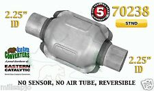 "70238 Eastern Universal Catalytic Converter Standard 2.25"" 2 1/4"" Pipe 6"" Body"