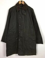"Men's Barbour ""Border"" Wax Jacket / Medium / Country / Outdoor"