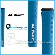 Iomic Sticky 2.3 Midsize Grips - Blue / Black x 1