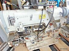 PEGASUS SEWING MACHINE,TM625BX04 multi needle, double chainstitch sewing machine