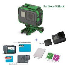 2017New The Frame Mount Housing Skeleton Case for GoPro Hero5 Black + for GoPro