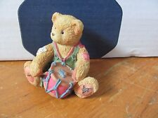 Cherished Teddies Enesco Ronnie I'll Play Me Drum for You 912905