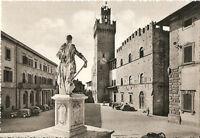 CARTOLINA  AREZZO Piazza Martiri Antifascisti-Palazzo Comunale 1958