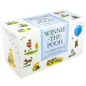 Winnie the Pooh Complete Collection 30 Books Box Set | Milne A. A. Hardback