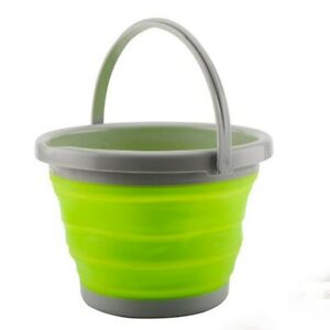 5L 10L Foldable Storage Fishing Household Outdoor Bucket