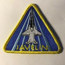 ATG Javelin Boeing T-X Airplane Applique Patch 3.25""