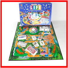 The Game Of Life MB Board Game 1997 Classic Family Fun Game Christmas Gift CC19