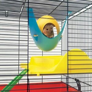 Savic - Sputnick Small Animal House - Hung Up or Put Down in Cage